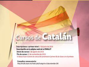 Inicio del Curso de Catalán @ ENALLT | Ciudad de México | Ciudad de México | México