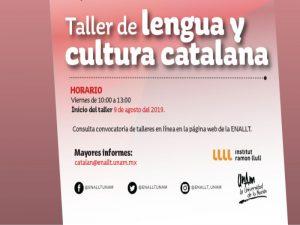 Lengua y Cultura Catalana @ ENALLT | Ciudad de México | Ciudad de México | México