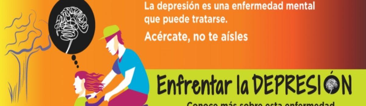 Enfrentar la depresión