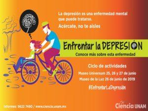 Enfrentar la depresión @ Universum | Ciudad de México | Ciudad de México | México