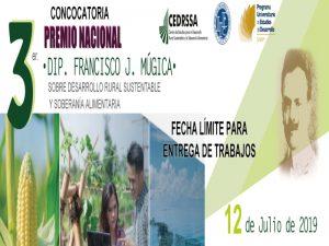 "3er. Premio nacional ""Dip. Francisco J. Múgica"" @ Cámara de Diputados | Ciudad de México | Ciudad de México | México"