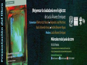 Pensar la ciudadanía en el siglo XXI @ Casa de las Humanidades, | Ciudad de México | Ciudad de México | México