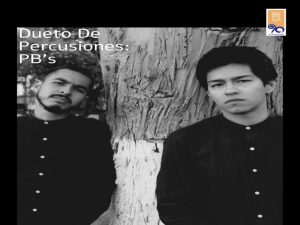 Dueto de Percusiones: PB's @ Sala Xochipilli, Facultad de Música   Ciudad de México   Ciudad de México   México