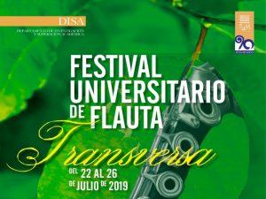 Festival Universitario de Flauta Transversa @ Facultad de Música UNAM   Ciudad de México   Ciudad de México   México