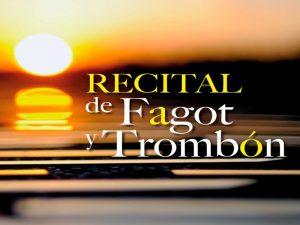 Recital de Fagot y Trombón @ Sala de Audiovisuales, Facultad de Música, UNAM   Ciudad de México   Ciudad de México   México