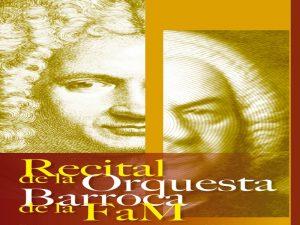 Recital de la Orquesta Barroca @ Sala Xolchipilli de la Facultad de la Música | Ciudad de México | Ciudad de México | México