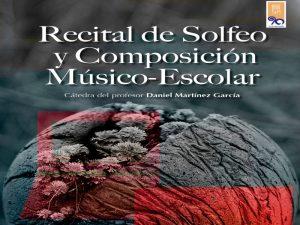 Recital de solfeo y composición. Músico-Escolar @ Sala A-10 FAM UNAM | Ciudad de México | Ciudad de México | México