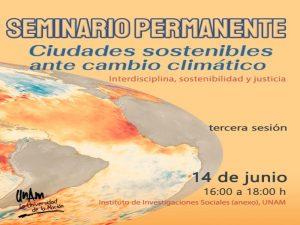 El carbono negro y el cambio climático @ Sala de conferencias, Instituto de Investigaciones Sociales, | Ciudad de México | México
