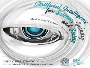 Artificial Intelligence for Science, Industry and Society @ Instituto de Ciencias Nucleares | Coyoacan | Ciudad de México | México