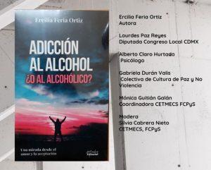 Adicción al alcohol ¿O al Alcohólico? @ Sala Lucio Mendieta y Nuñes | Ciudad de México | Ciudad de México | México