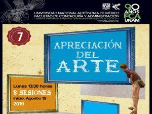 Apreciación del arte @ Facultad de Contaduría y Administración | Ciudad de México | Ciudad de México | México