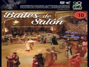 Bailes de Salón @ Facultad de Contaduría y Administración | Ciudad de México | Ciudad de México | México