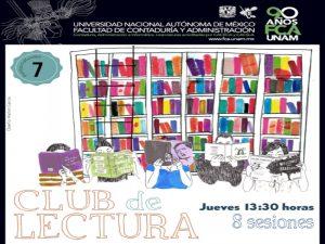 Club de lectura @ Facultad de Contaduría y Administración | Ciudad de México | Ciudad de México | México