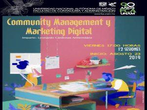 Community Management y Marketing Digital @ Facultad de Contaduría y Administración | Ciudad de México | Ciudad de México | México