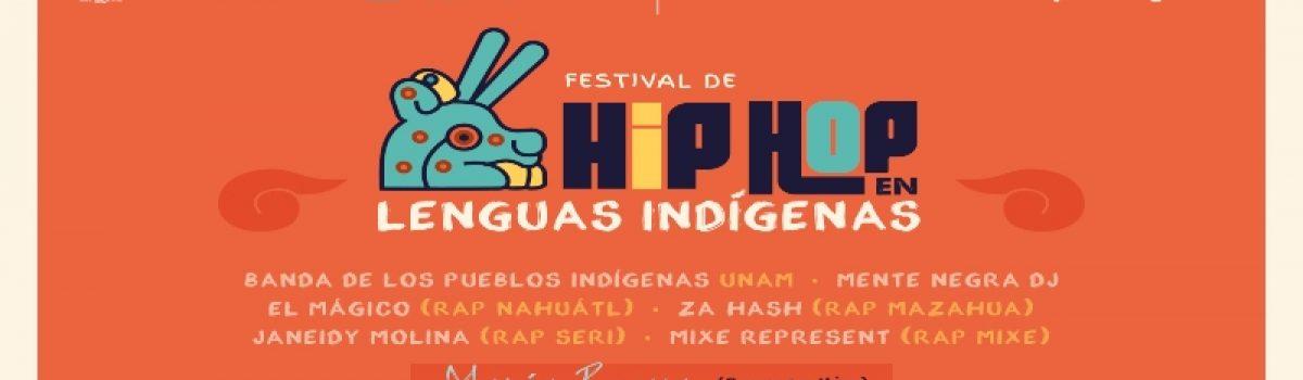 Festival de Hip Hop en Lenguas Indígenas