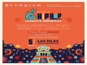 Festival de Hip Hop en Lenguas Indígenas @ Las Islas, UNAM | Ciudad de México | Ciudad de México | México