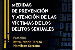 Medidas de prevención y atención de las víctimas de los delitos sexuales @ Instituto de Ingeniería | Ciudad de México | Ciudad de México | México