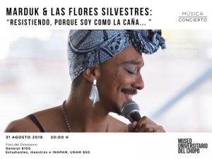 Marduk & las Flores Silvestres @ Museo Universitario del Chopo | Ciudad de México | Ciudad de México | México