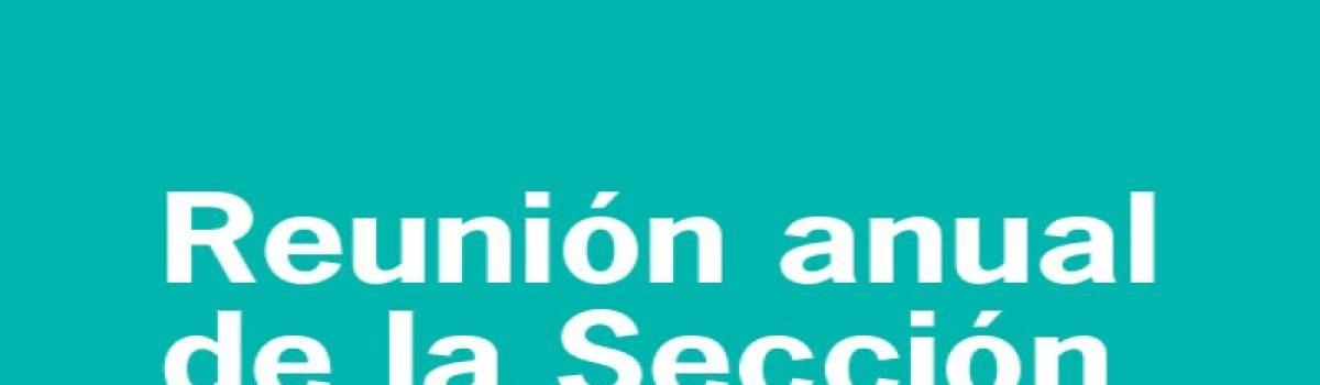 Reunión anual de la Sección México de la Sociedad para las Matemáticas Industriales y Aplicadas (SIAM)