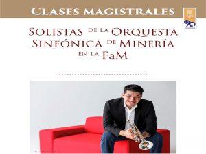 Solistas de la Orquesta Sinfónica de Minería en la FaM @ Sala Xochipilli | Ciudad de México | Ciudad de México | México