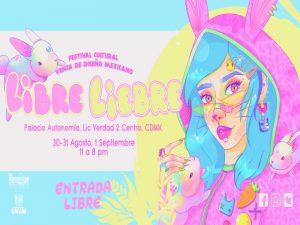 Festival Cultural Libre Liebre @ Palacio de la Autonomía | Ciudad de México | Ciudad de México | México