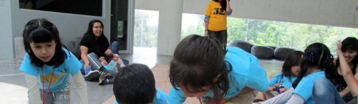 Laboratorios de arte contemporáneo para niños