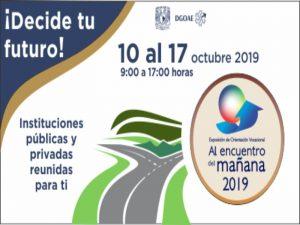 Al Encuentro del Mañana @ Centro de Exposiciones y Congresos UNAM   Ciudad de México   Ciudad de México   México
