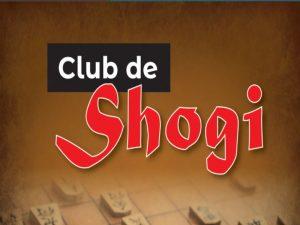 Club de Shogi @ Salón 105A, edificio A de la ENALLT   Ciudad de México   Ciudad de México   México