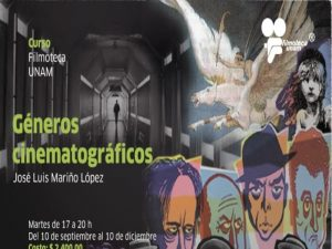 Géneros cinematográficos @ Filmoteca UNAM   Ciudad de México   Ciudad de México   México