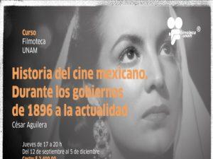 Historia del cine mexicano. Durante los gobiernos de 1896 a la actualidad @ Filmoteca UNAM | Ciudad de México | Ciudad de México | México