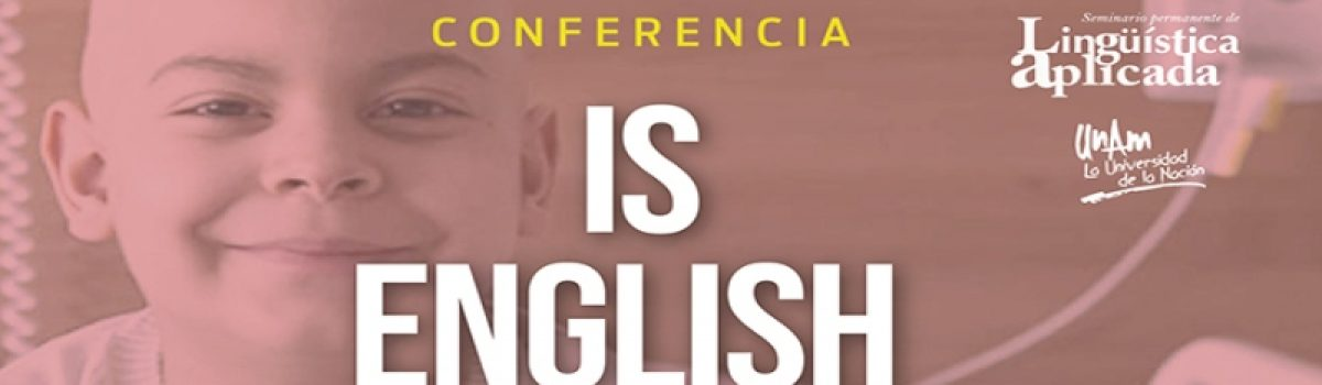 Is English a therapy?
