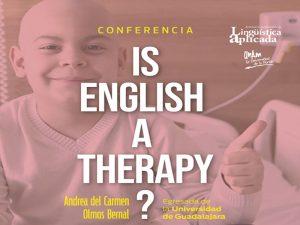 Is English a therapy? @ Salón 301-A | Ciudad de México | Ciudad de México | México