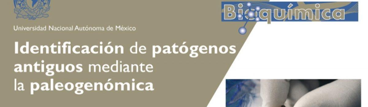 Identificación de patógenos antiguos mediante la paleogenómica