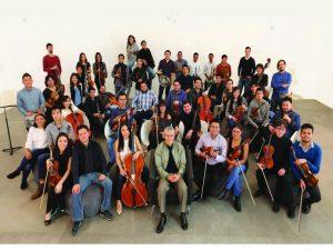 Orquesta Juvenil Uneversitaria Eduardo Mata @ Auditorio Ricardo Flores Magón, FCPyS | Ciudad de México | México