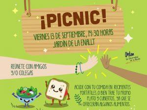 Picnic sin desechables @ Jardín de la ENALLT | Ciudad de México | Ciudad de México | México