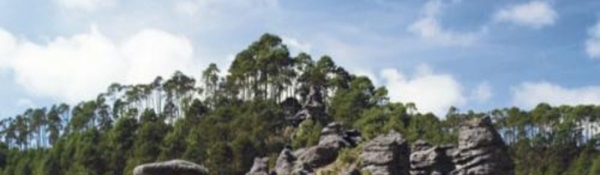 Piedras Encimadas y Zacatlán, Puebla