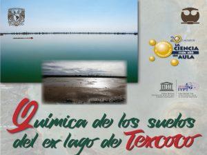 Química de los suelos del ex lago de Texcoco @ Auditorio B | Ciudad de México | Ciudad de México | México