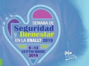 Semana de bienestar y seguridad en la ENALLT @ ENALLT | Ciudad de México | Ciudad de México | México