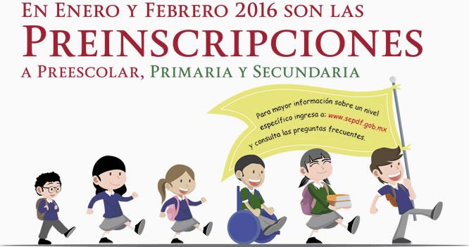 ... 2016 – Preescolar, Primaria y Secundaria | GUIAESCOLAR.MX