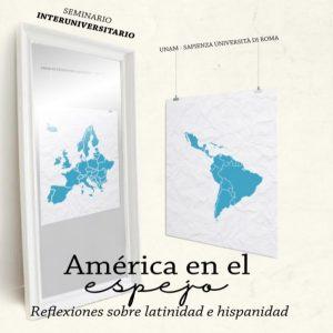 América en el espejo @ Sala de Videoconferencias, IIFL | Coyoacan | Ciudad de México | México