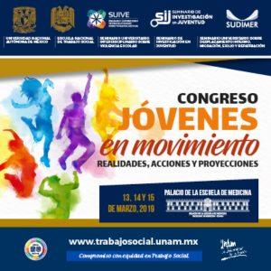 Congreso Jóvenes en movimiento @ Palacio de la Escuela de Medicina | Hervidero y Plancha | Ciudad de México | México