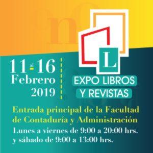 Expo libros y Revistas @ Facultad de Contaduría y Administración | Coyoacán | Ciudad de México | México