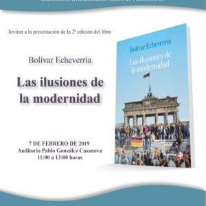 Las ilusiones de la modernidad @ Auditorio Pablo González Casanova | Ciudad de México | Ciudad de México | México