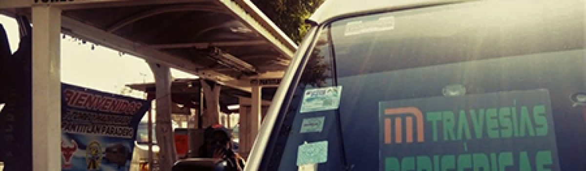 Travesías periféricas. Estudio de la vivencia, los tránsitos y los traspiés