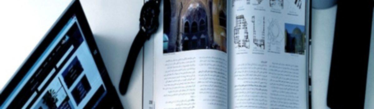 Diseño editorial de revistas, periódicos y páginas web