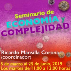 Seminario Economía y Complejidad @ Centro de Investigaciones Interdisciplinarias en Ciencias y Humanidades  | Ciudad de México | Ciudad de México | México