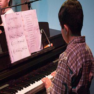Juguemos con el piano @ CCU Tlatelolco, Unidad de Vinculación Artística, UVA | Ciudad de México | Ciudad de México | México