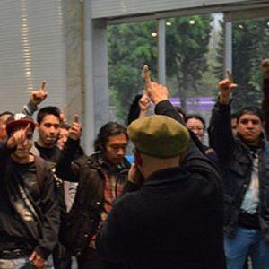 Rimas, ritmos y resistencia. Taller de rap y beatbox @ CCU Tlatelolco, Unidad de Vinculación Artística, UVA | Ciudad de México | Ciudad de México | México
