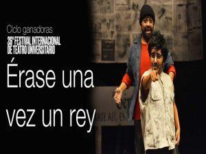 Érase una vez un rey @ Teatro Santa Catarina | Ciudad de México | Ciudad de México | México
