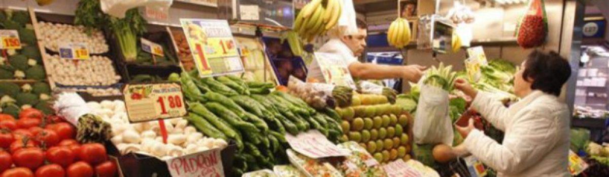 Decisiones inteligentes en la compra de alimentos.